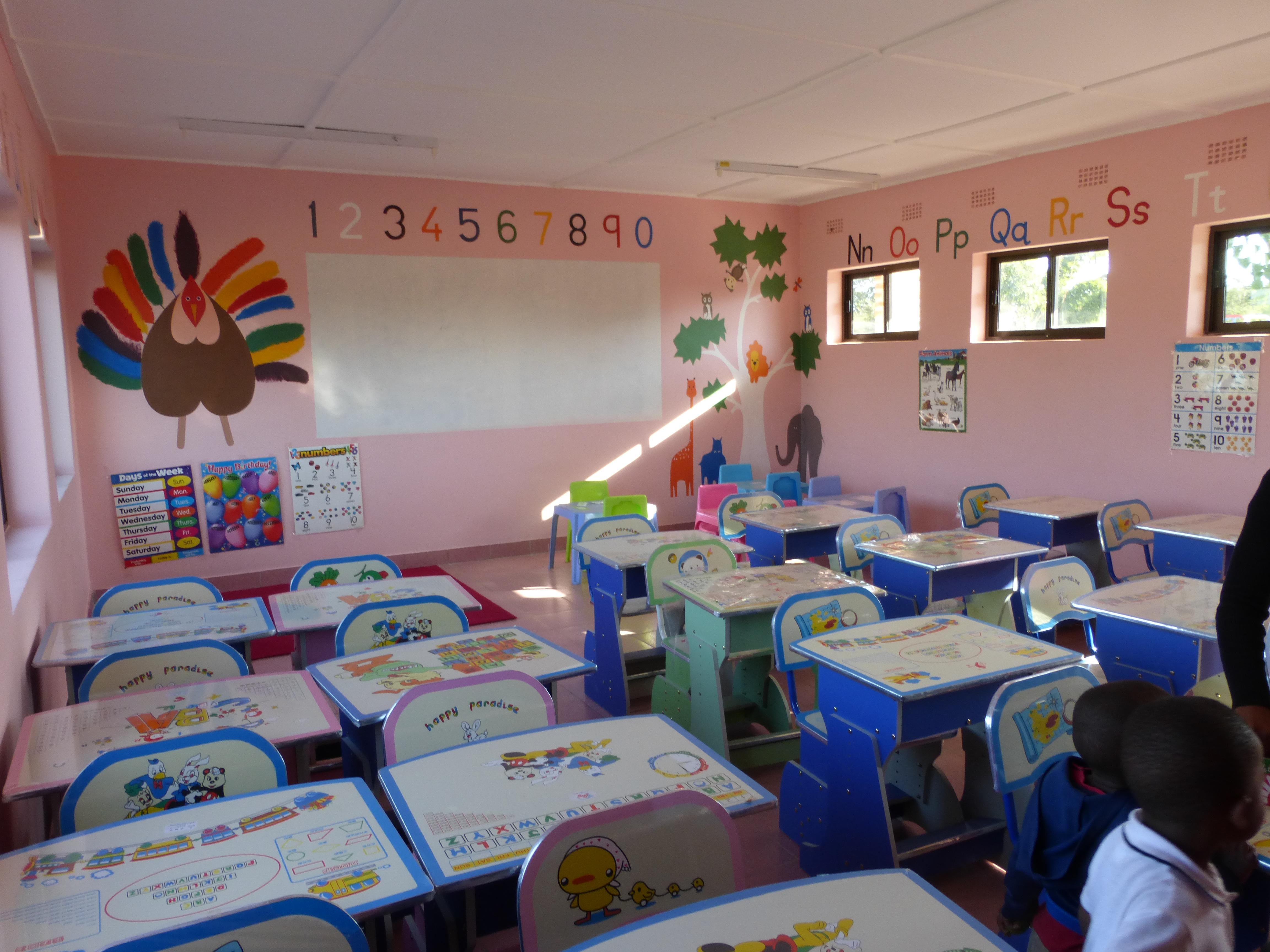 Primary Block Inside