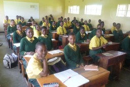 APU Student Classroom
