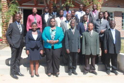 APU Teachers at 2015 Graduation