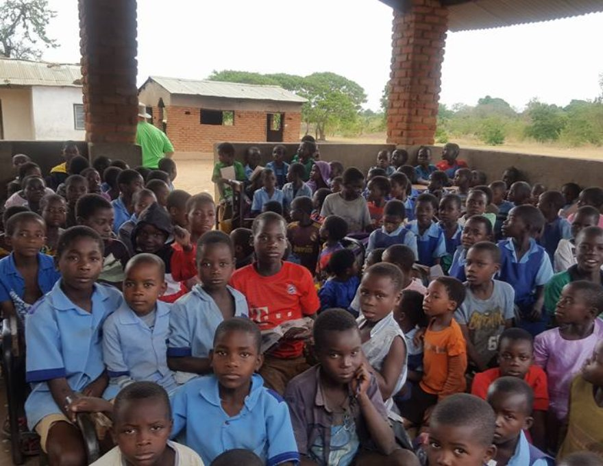 Malawi Primary School Near APU-2