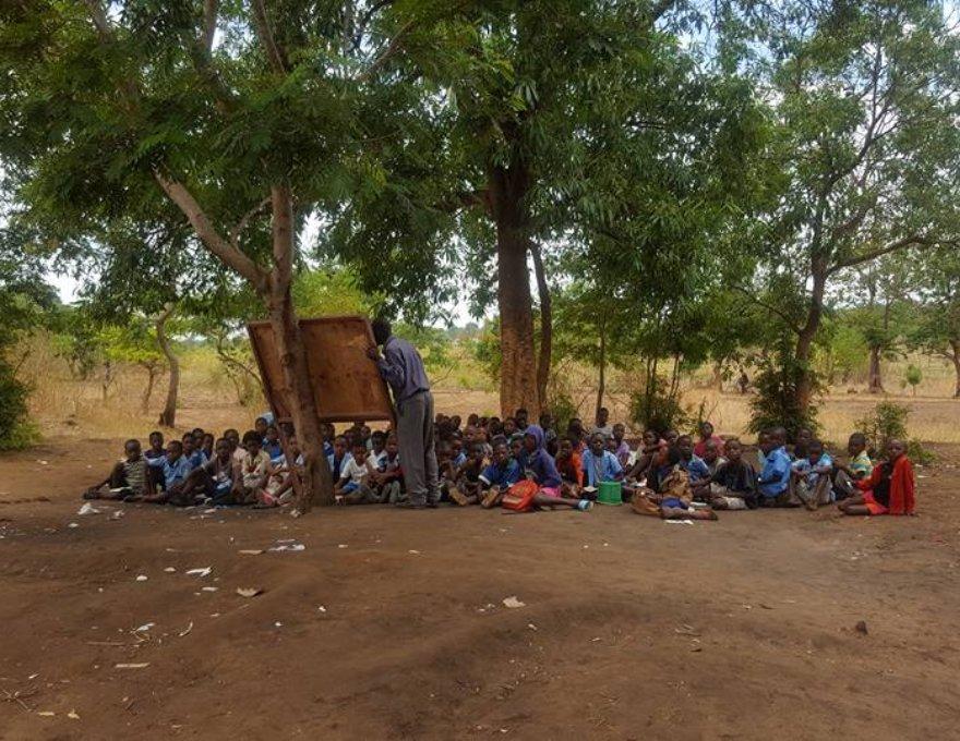 Malawi Primary School Near APU