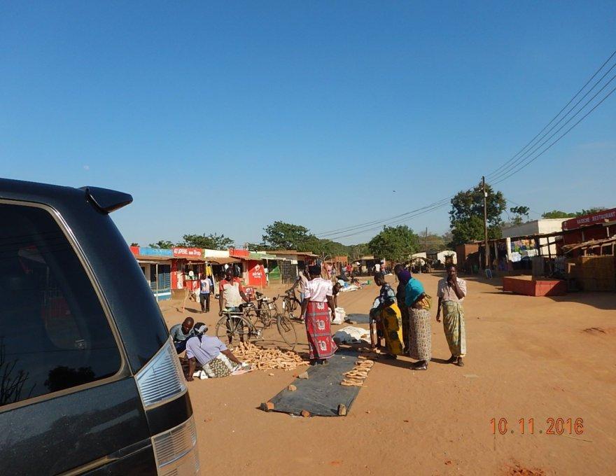 Nsaru Village near APU 2016