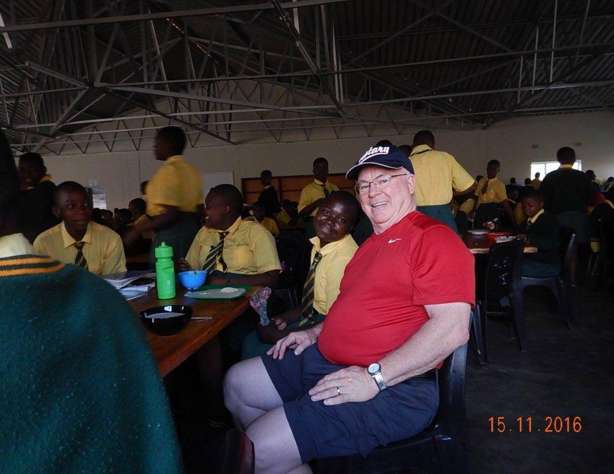 Pat at APU Assembly 2016